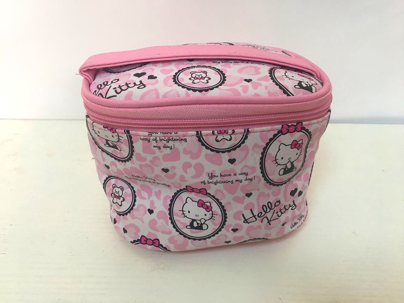 Nylon Travel Cosmetics Makeup Bags