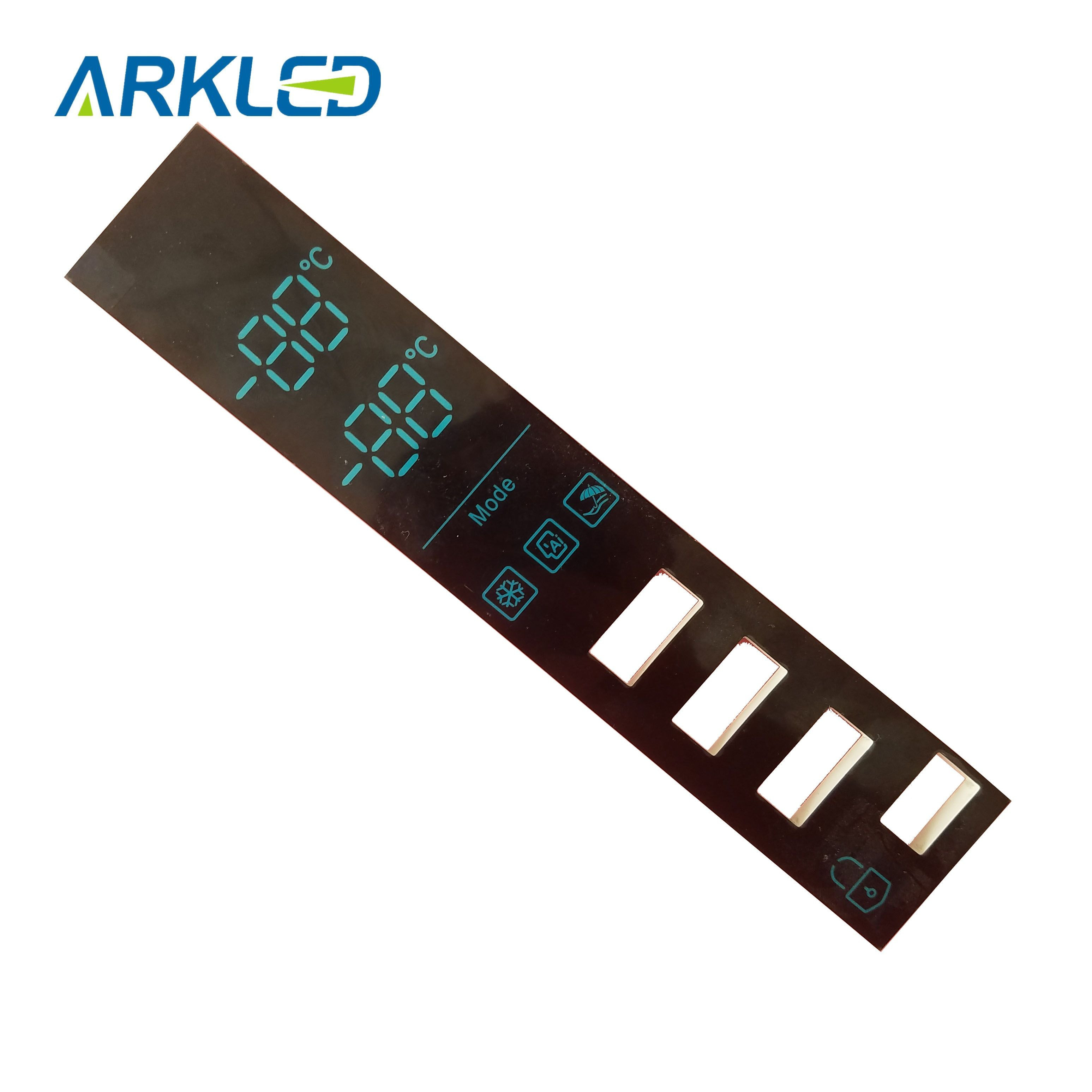 Customized led display with touch control from ARKLED