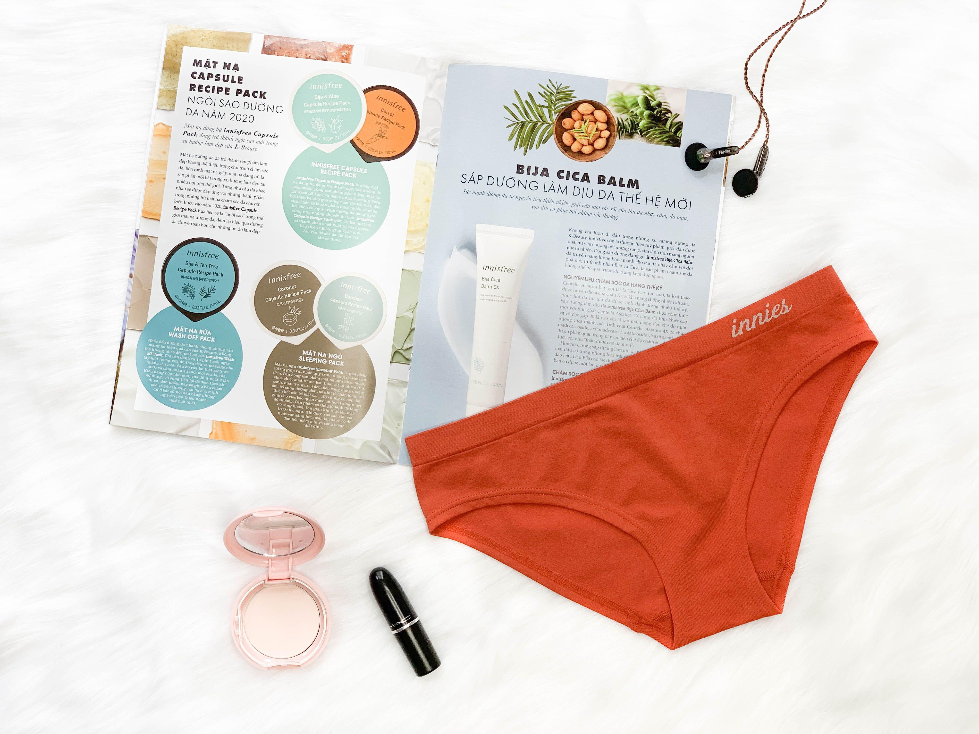Seamless panties - Bikini styles