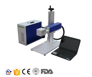 Transon Good Price High Precision Portable Wood Laser Marking Machine Printer
