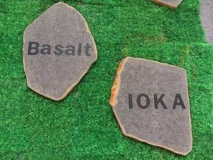Andesite Black Basalt Paving Stone Basalt Rock for Sale