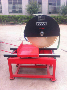 Automatic Concrete Stone Block Cutting Machine Saw