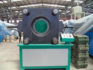 Big inch pipe crimping machine /oil-converying pipe locking machine DSG-350