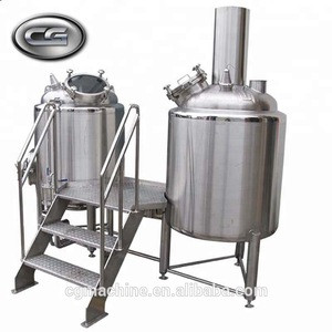 Brewers supplies beer brewing system just for hotel or restaurant