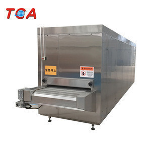 CE approved seafood freezing iqf tunnel blast freezer/fish frozen processing machine/iqf quick freezer