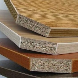 Decoration grade cheap price double faced particle flakeboards