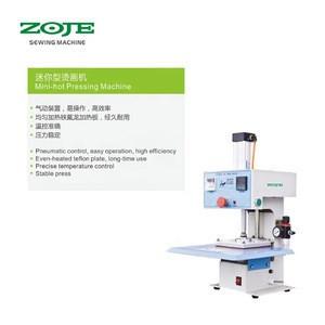Digital Mini Logo Hot Stamping Label Embossing Heat Press Printing Machine