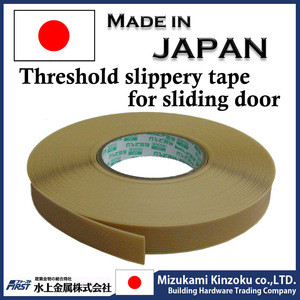 Easy to use door sealing strip for sliding door with high-performance made in Japan