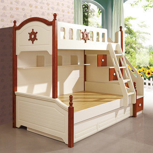 Import Factory Export Lowest Price Wood Bunk Bed Kids Bunk Bed Children Bunk Beds From China Find Fob Prices Tradewheel Com