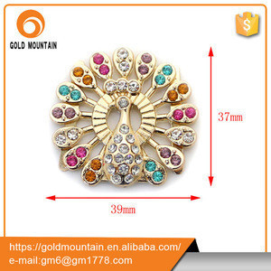 Fashion shoe parts and decoration stone accessories buckle for shoes with rhinestones