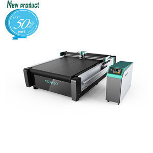 Free sample last day AOYOO car mat automatic cutting machine