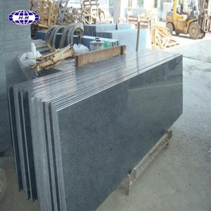 Grey Granite G603 outdoor stair treads and granite risers with low price
