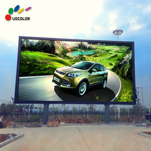 High Quality Fixed Installation LED Billboard Digital Full Color P5 P6 P8 Outdoor LED Advertising Display
