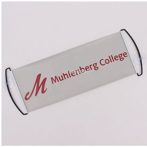 High quality retractable custom printing advertising hand held sroller scroll rolling up banners