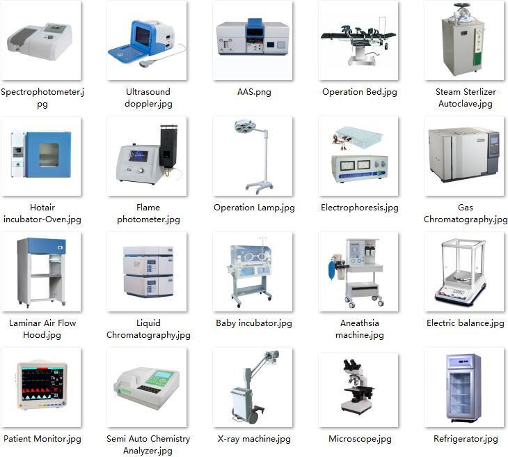 Medical X-RAY film Processor for Hospital BLK14