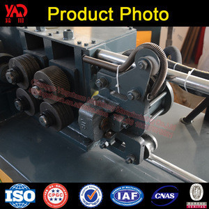 Metal Processing Machinery Wire Rebar Straightener and Cutter Machine