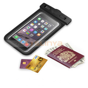 Money MP3 Player Credit Card Universal Multifunction Waterproof Bag For iPhone 6S 6S Plus