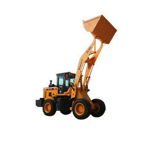 New Condition Construction Machinery 2500 kg Mini Wheel Loader