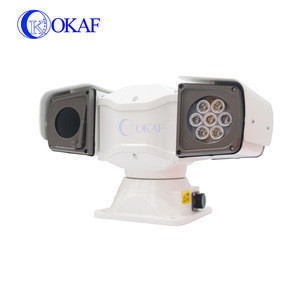 One-stop outdoor remote controlling auto tracking HD sdi pan tilt zoom surveillance CCTV PTZ network camera with local storage