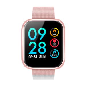 P70 Smart watch IP68 Waterproof Heart Rate Monitor Fitness Bracelet Blood Pressure Activity Tracker