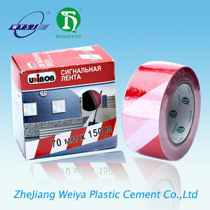 Pe barrier warning tape eco friendly material detective tapes