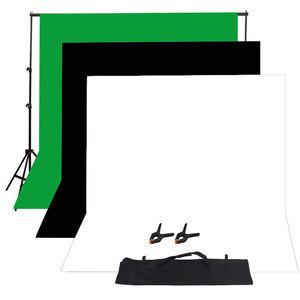 Photo Studio Accessories background cloth chroma key green screen newborn photography background photo shoot backdrop