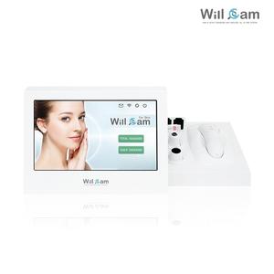 Portable 3D facial & scalp scanner analyzer diagnosis Analyzer