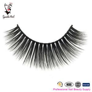 Sparkle Customized Private Label 3D Real Mink Fur False Eyelash