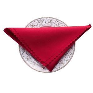 Wedding Supplies Polyester Napkin