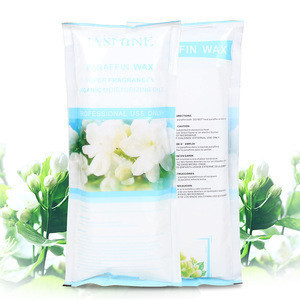 Whitening nourish skin care jasmine  Paraffin Baths Wax Beauty Spa Wax Hand/Foot skin Care Whitening organic paraffin wax