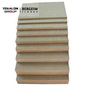 Wholesale Cheap Wood Fence Panels 18Mm wood water resistant waterproof melamine Mdf Board price