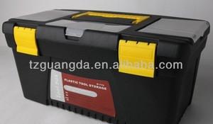 Wholesale PP Two layers storage mechanic plastic tool box