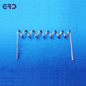 Wolfram W tungsten filament wire for vacuum aluminum coating