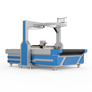 YiZhou Casual Belt Digital Cutter Felt Cloth Knife Cutting Machine