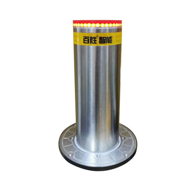 Stainless Steel Road Blocker Safety Stanchion