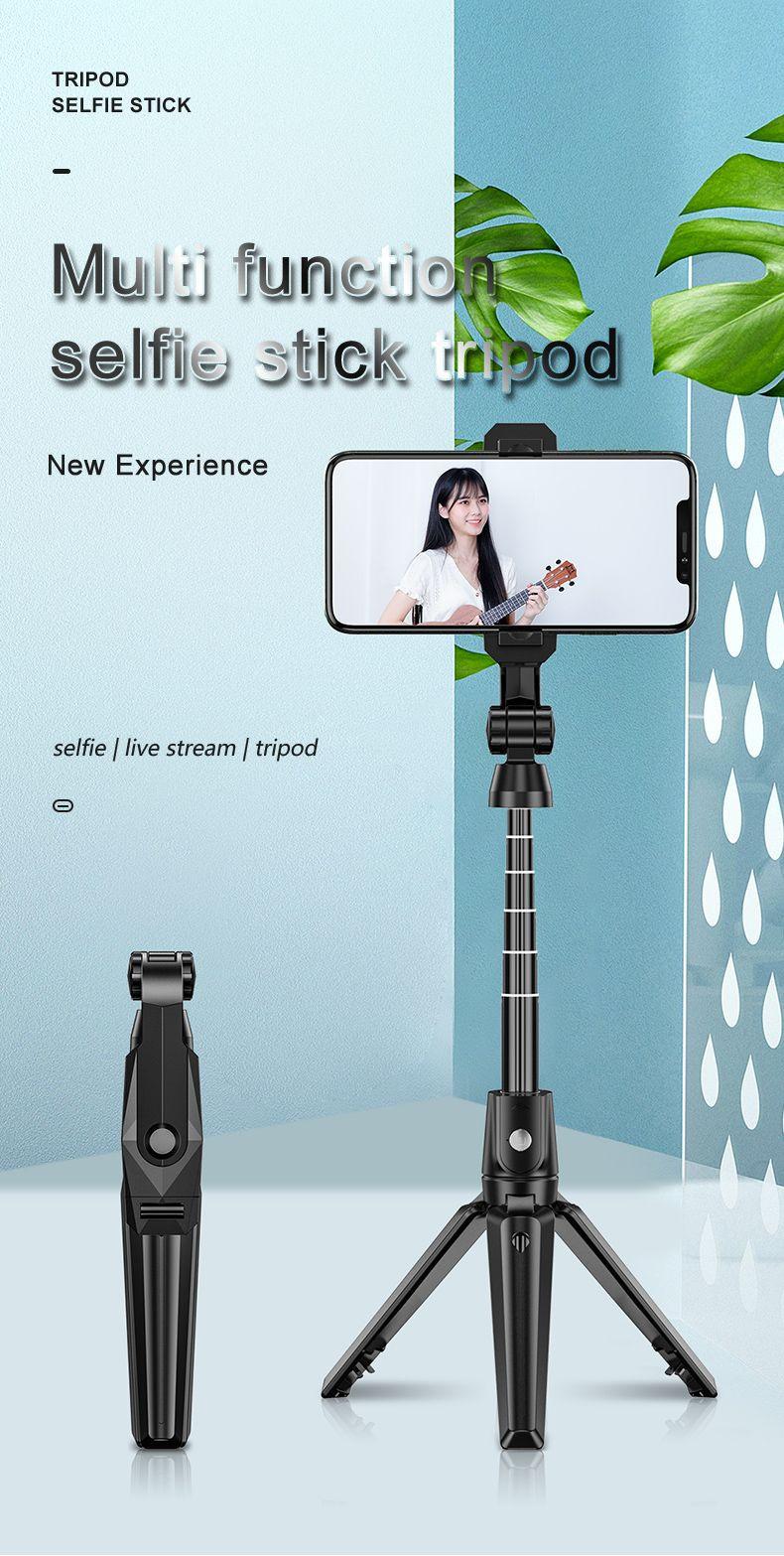 Multi Function Selfie Stick Tripod K05
