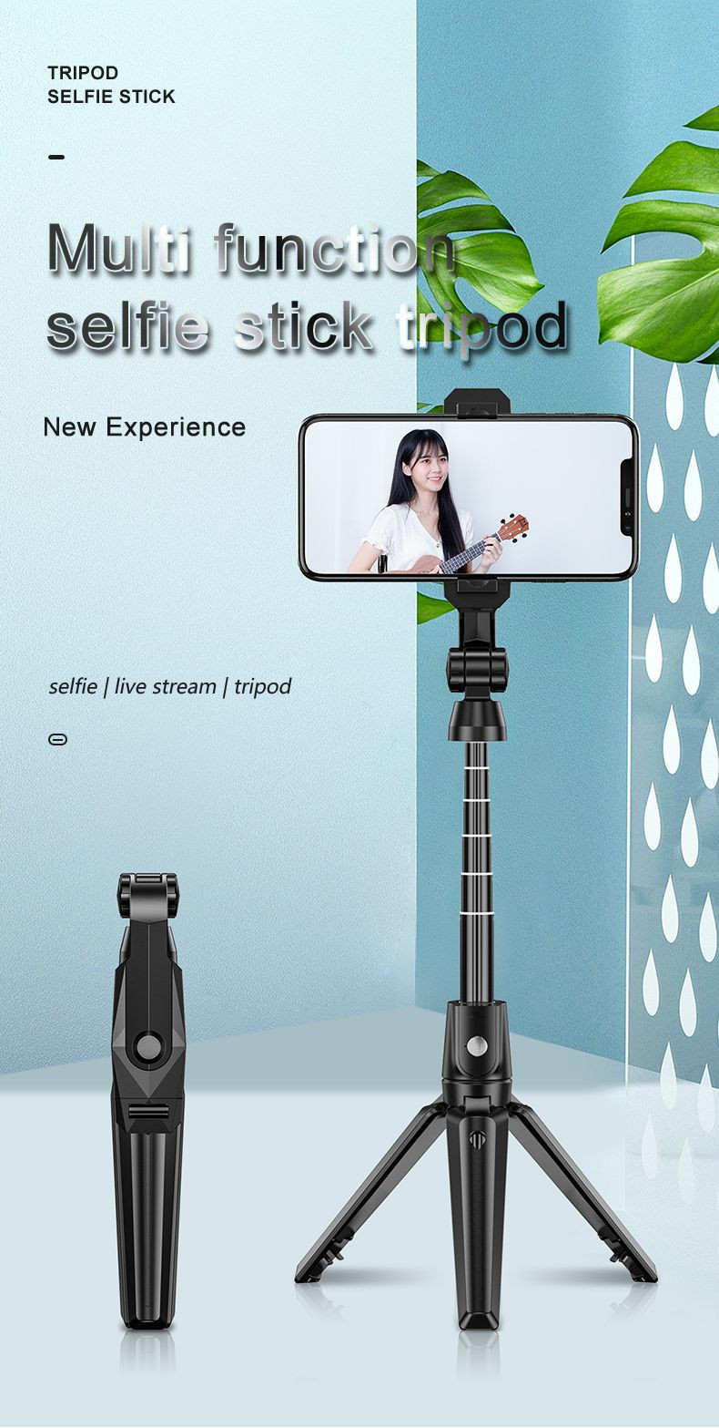 Import Multi Function Selfie Stick Tripod from China
