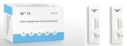COVID-19 IgG/IgM Rapid Test Kit Detection Kit, Nucleic Acid Test Kit Detection Kit Reagent