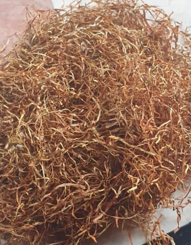 Dried Chopped Taro Leaves - HS Code 2401.10.50