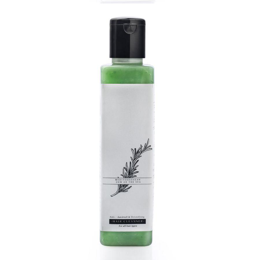 Timeless Beauty Secrets Organic Sulfate free, Paraben free, Silicone Free Anti Dandruff Shampoo(Vegan)