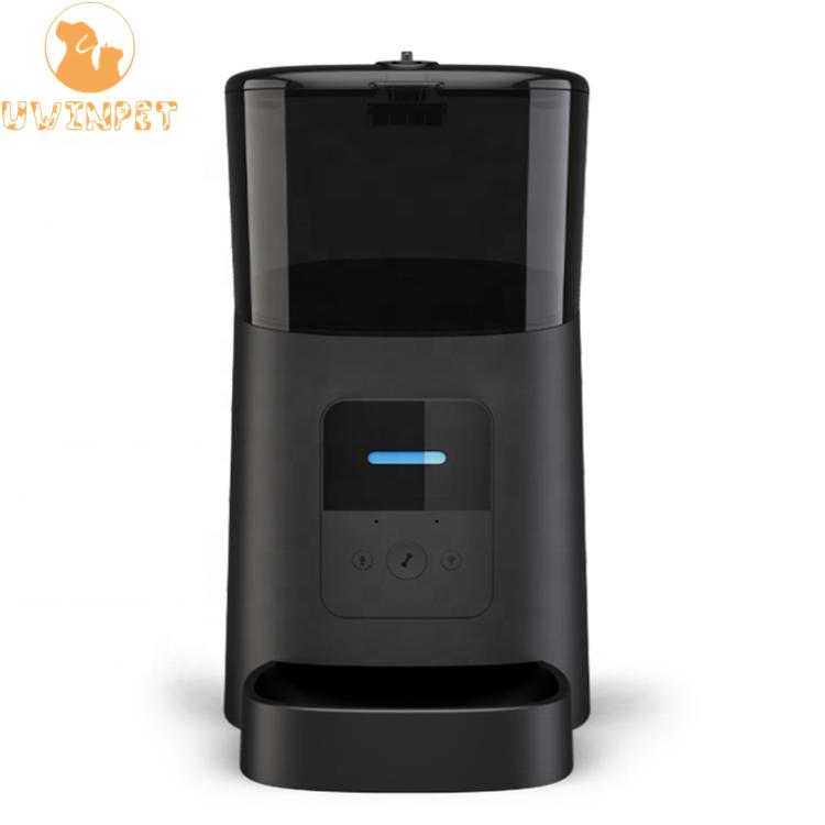 2020 new manufacturer wifi smart dog feeder automatic pet feeder