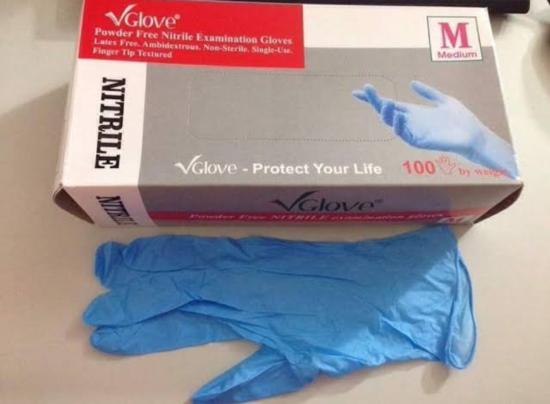 Import Nitrile gloves from Nigeria
