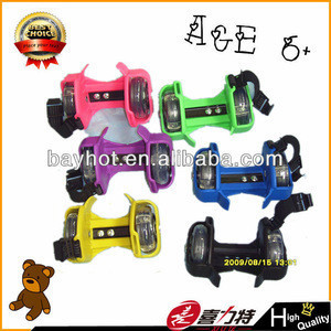 Adjustable Flashing Roller with 70*24 mm PVC wheel