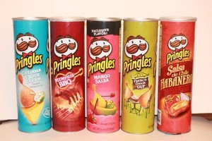 Best whole sale price for PRINGLES POTATO CHIPS 40g/165g/original/all flavours