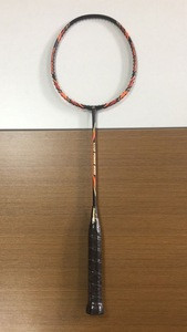 Brand With Hot Sales Titanium Badminton Racket For Badminton Racket Wholesal