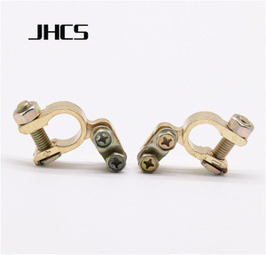 China Battery Terminal Clamp Clips Connector Car Truck Auto Vehicle Parts Brass Battery for Marine