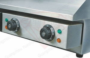 China factory direct sales High quality CE certified electric commercial pancake hot plate