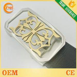 China factory directly wholesale cheap customized stainless steel buckle