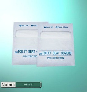 Disposable paper toilet seat cover price