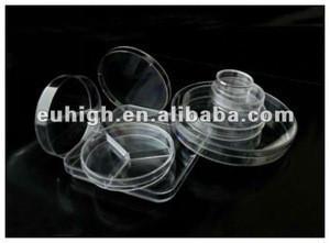Disposable petri dish